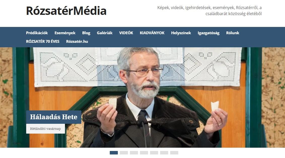 Rózsatéri mediacsatorna
